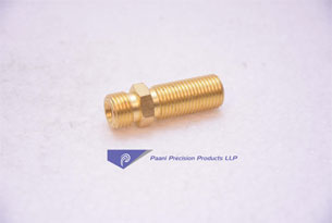 BRASS-BULKHEAD-CONNECTOR