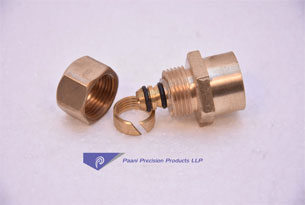 BRASS-FEMALE-CONNECTOR